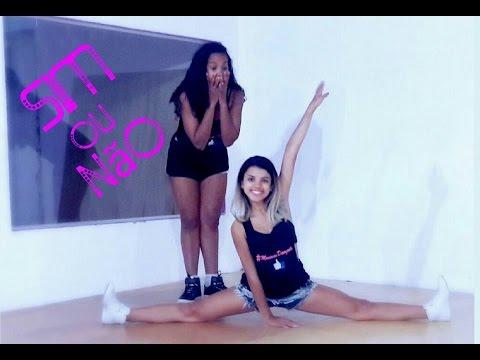 """""""sim-ou-não""""-anitta-ft.-maluma-,-coreografia-oficial---meninas-dançantes"""