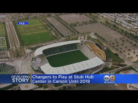 Chargers Announce They Are Coming To LA