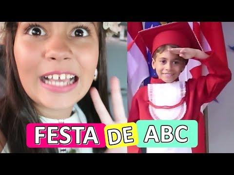 Festa de ABC na Escola - Bela Bagunça e Magu