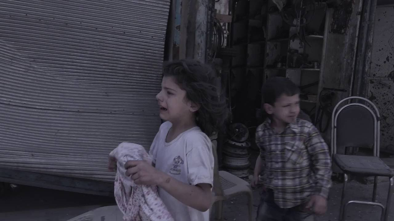 أطفال حلب .. صرخات ولا مجيب    The children of Aleppo's cries fall on deaf ears