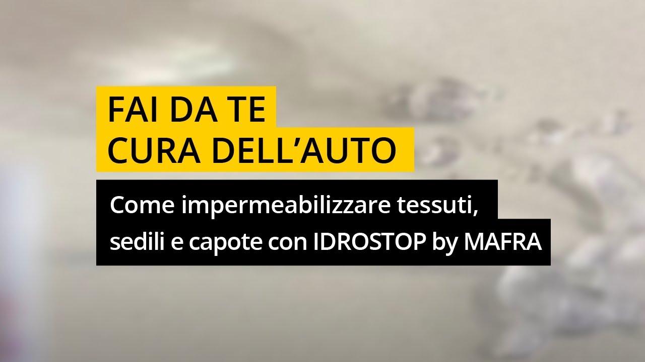Impermeabilizzare Auto Sedili Tessuti E Come Tappetini Capote Con pa4qBnwf