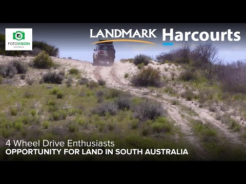 4 Wheel Drive Enthusiasts - Opportunity For Land In South Australia