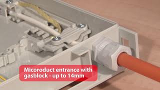 Fiber Optic Box ORM 5 video
