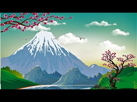 1 Hour of Japanese Spa Music & Zen Music