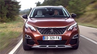 2019  Peugeot 3008 SUV - Now less an MPV