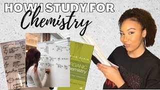 How to Get an A In Chemistry | Study Tips, Advice, Resources | Gen Chem, Orgo, Biochem