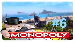 Monopoly | Let's Play Serie1 #6 | Von Bahnhof zu Bahnhof | German HD