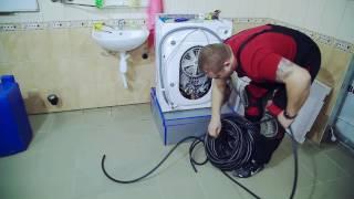 Подключение стиральной машины без водопровода (Часть 2)(Это вторая часть видео. Первая часть тут: https://www.youtube.com/watch?v=-af_kA6hjnk В связи с тем, что люди переехали с арендуе..., 2016-12-24T10:49:39.000Z)