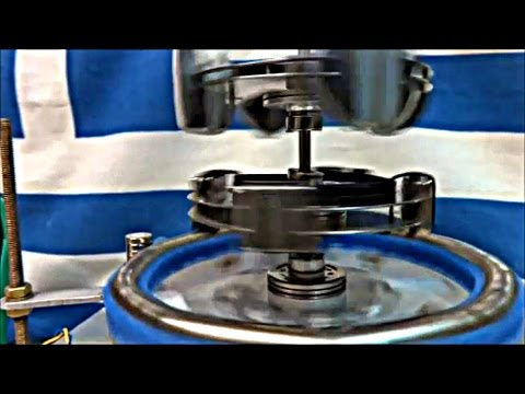Homemade Magnet Motor Generator...