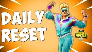 MULLET MARAUDER & AEROBIC ASSASSIN SKINS - Fortnite Daily Reset NEW Items in Item Shop