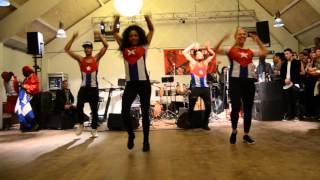 La Gozadera - Cuban Moves by Stine Ortvad