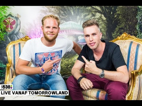 Interview met Nicky Romero | 538 Tomorrowland 2015 (with CC)