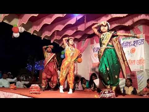 Mathurechya Bajari new song  performance by SAKSHI TATE AND HER GROUP at TAKALGAON