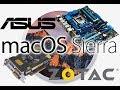 [Hackintosh] Installing sierra on Asus p8p67 + GeForce GTX 550 Ti