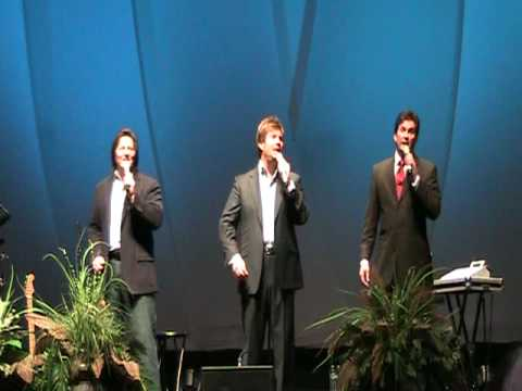 Booth Brothers sing Peace In the Shelter