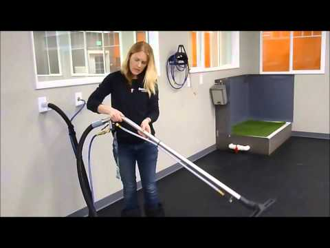 Training Video- rubber floor