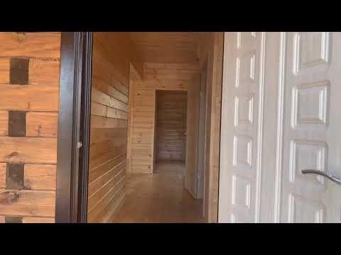 Обзор дома для круглогодичного проживая 8 на 8м с шикарной верандой.