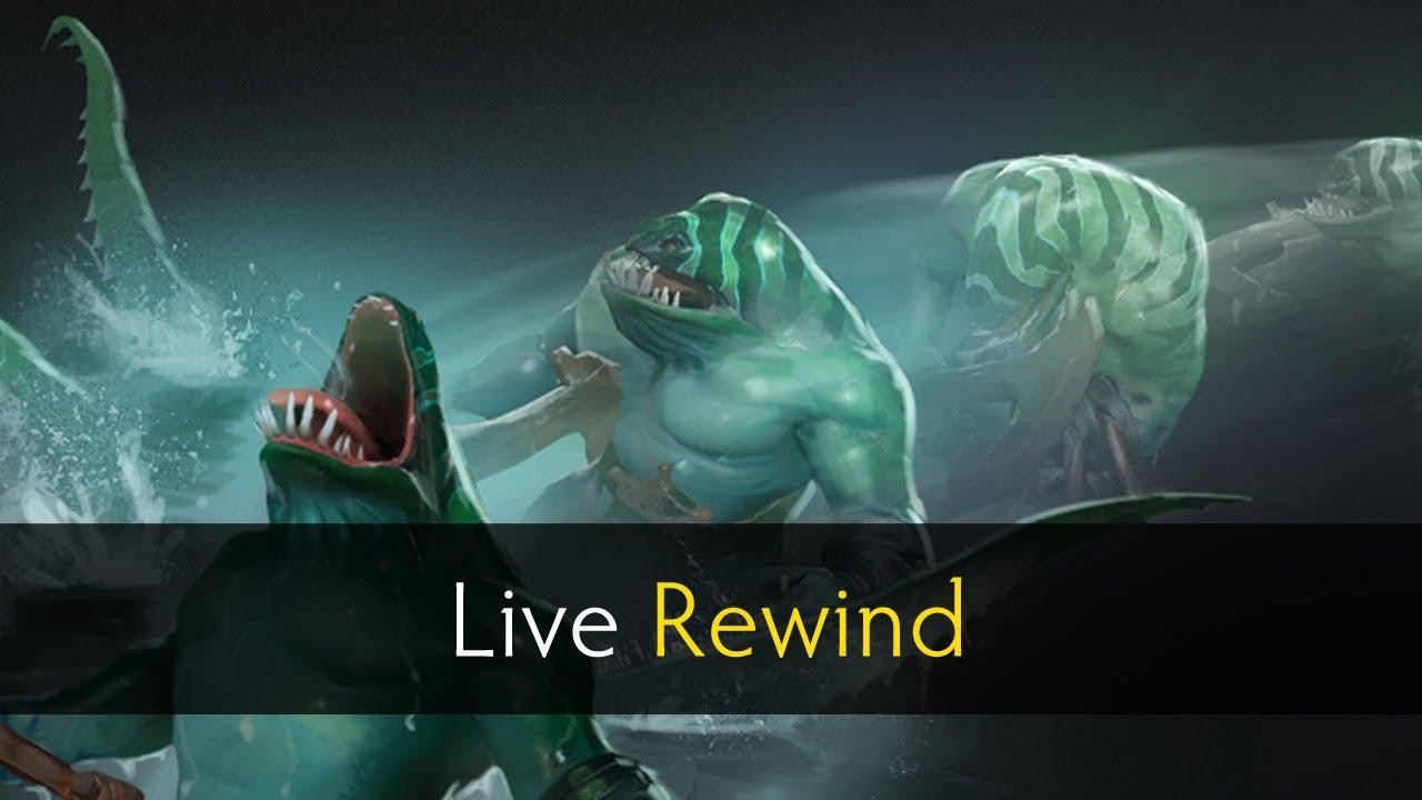 Dota 2 - Live Rewind - YouTube