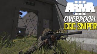 ARMA 3 OverPoch: Part 6 - CQC Sniper