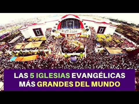 Las 5 Iglesias Evangélicas Más Grandes Del Mundo
