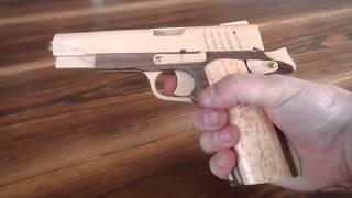 M1911 Rubber Band Gun