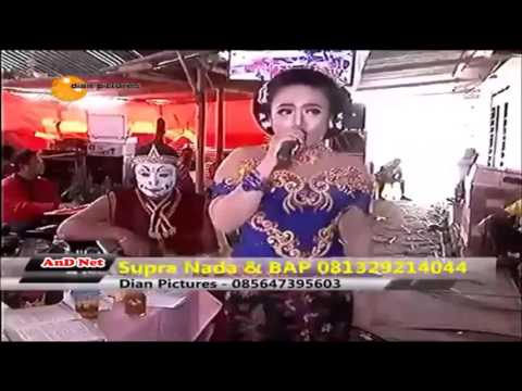 Jaran Goyang (Erin) # Supra Nada Live Ceto Gumeng, Jenawi, KRA