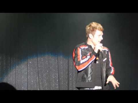Backstreet Boys Cruise 2014 - Concert B - Hey Mr. DJ