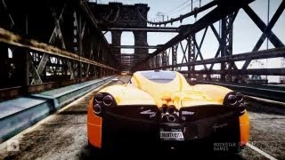 GTA 4 - Realistic Car Mod Pack V4