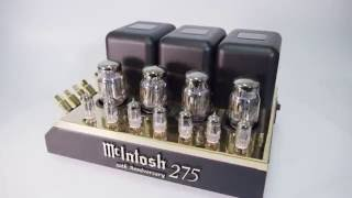 SoundStage! Shorts - McIntosh MC275 Stereo Amplifier (June 2016)