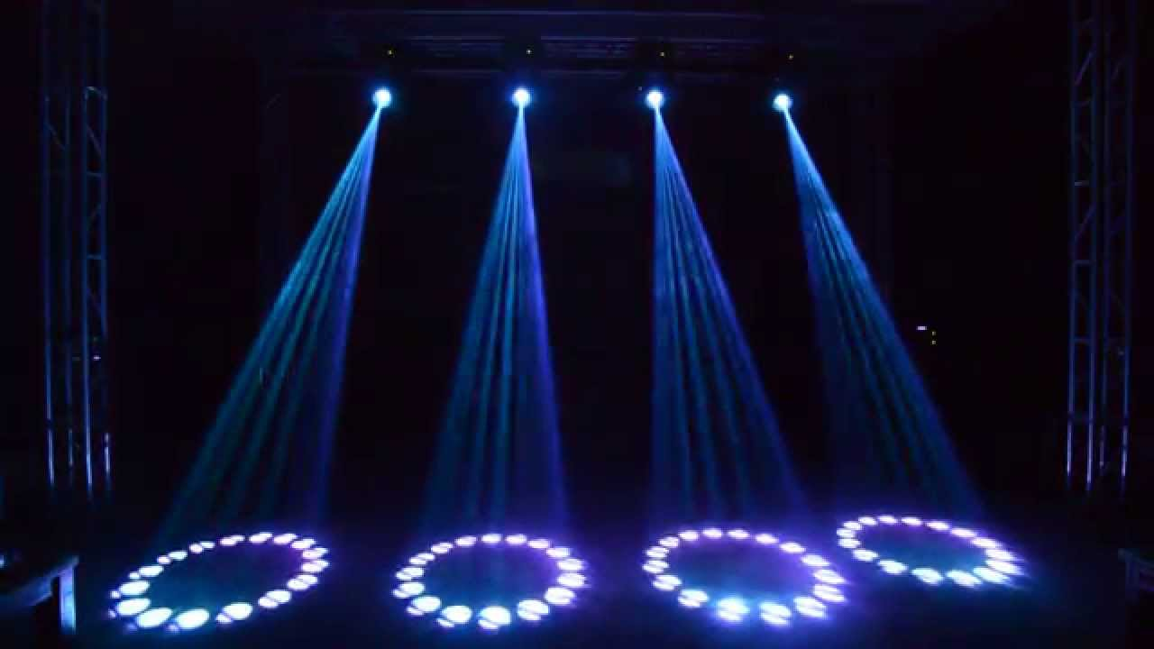 Briteq - LED MEGA BEAM Mk3 - Projectors - Stage Lighting