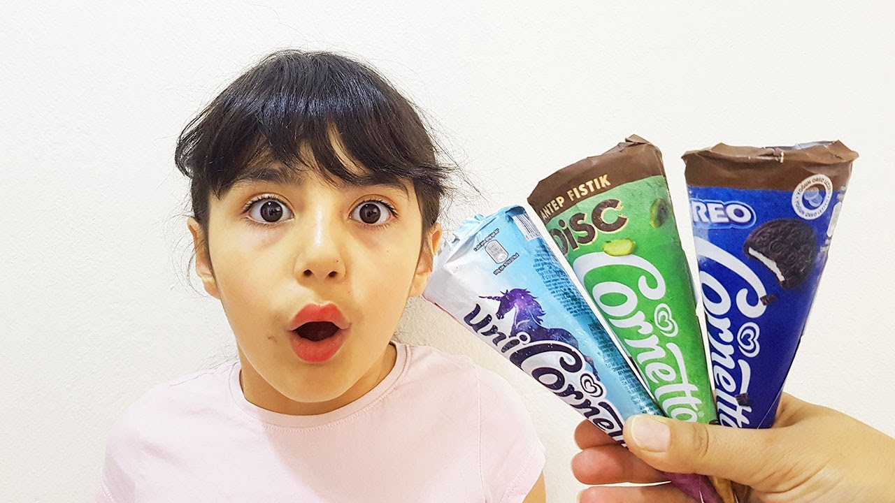 Lezzetli Dondurmalarım Kayboldu الايسكريمات اللذيذة !!!