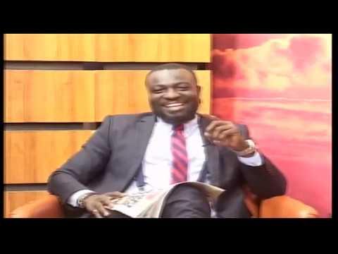 THE DIALOGUE with ZIMPARI KONOKI on NET2 TV