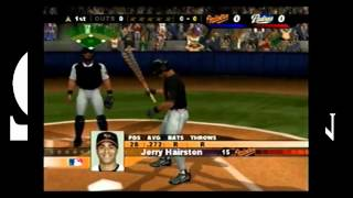 MLB Slugfest Loaded (PS2) Episode (1-1) - The Rematch