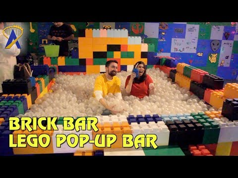 Bar Made Completely Out Of Lego Comes To Philly Next Month