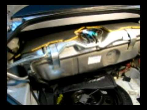 Jaguar XK8 Fuel Pump Replacement (and Fuel Tank Removal)  YouTube