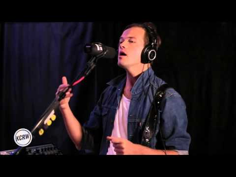 "St. Lucia performing ""Love Somebody"" Live on KCRW"