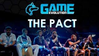The Pact/Пакта: Панел въпроси и отговори (Game Evolution 2016)