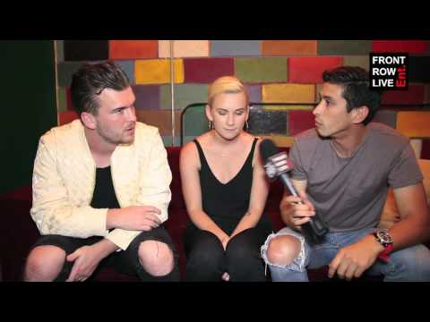 "Broods talk ""Heartlines,"" New Album 'Conscious' & Jarryd James w/ @RobertHerrera3"