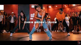JUICE - Chris Brown | Choreography by Alexander Chung