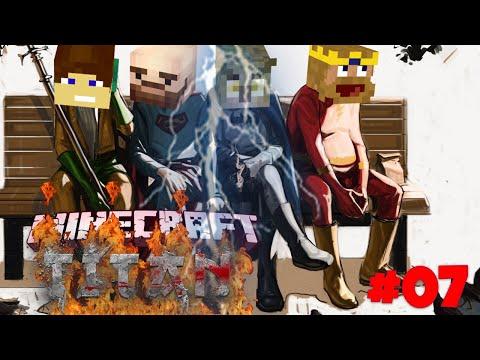 ERBITTETER KAMPF GEGEN #ANYMORE | Minecraft TITAN #07 | BumsDoggie