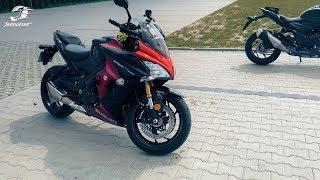 Bo jeździć litrem na wprost to każdy potrafi. Suzuki GSX-S1000F i Suzuki Moto Szkoła 2019