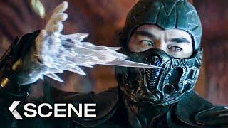 Sub-Zero vs Liu Kang Fight Scene - MORTAL KOMBAT (2021) Thumb