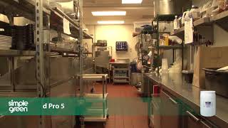Simple Green d Pro 5 One Step Disinfectant Cleaner