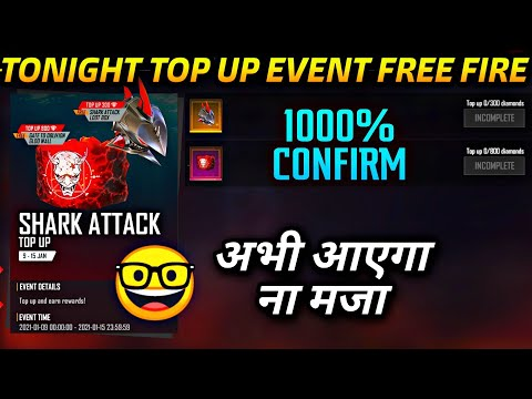 Tonight Top Up Event Free Fire 9 January Top Up Event Nex