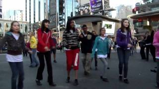 Tap Dancing Flash Mob - Bringing Tap Back
