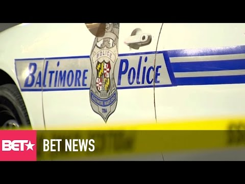 Justice Department Report Says Baltimore Police Are
