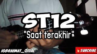 "ST12 ""Saat Serakhir"" Cover Kentrung By Rahmat"