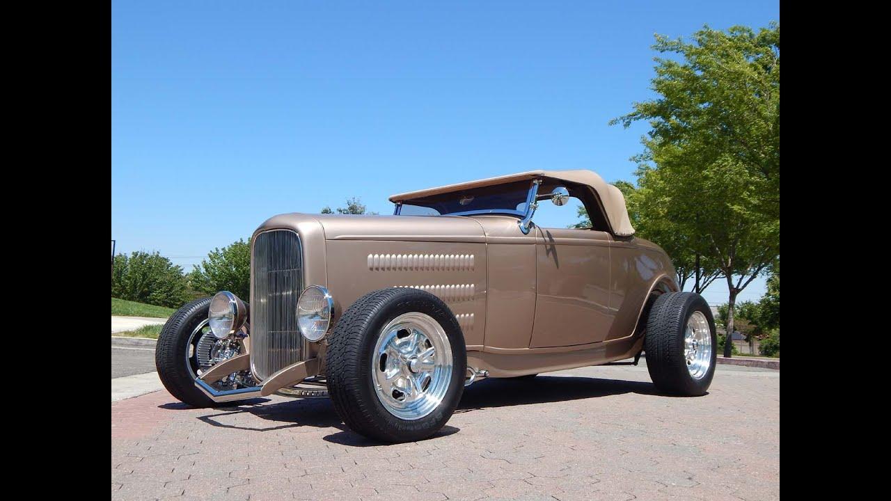 1932 ford roadster brizio built brookville steel youtube