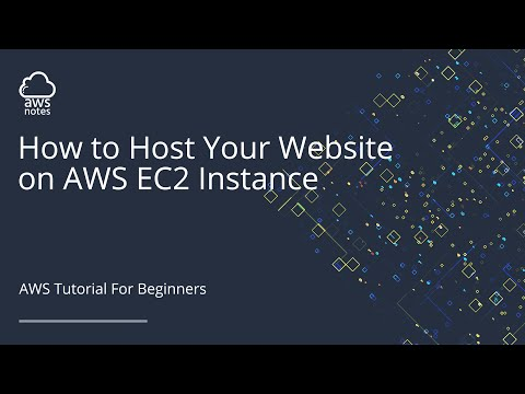 AWS Tutorial: How to Host a Website on AWS EC2 InstanceKaynak: YouTube · Süre: 13 dakika27 saniye