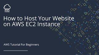 AWS Tutorial: How to Host a Website on AWS EC2 Instance screenshot 3